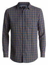 Quiksilver™ Phaser Setting Flannel - Long Sleeve Shirt - Hombre