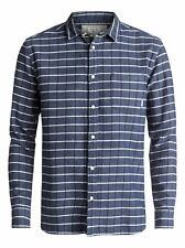 Quiksilver™ Crossed Tide Flannel - Long Sleeve Shirt - Hombre