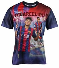 Maillot Barça - NEYMAR Junior - Collection officielle FC BARCELONE - Taille enf