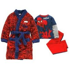 MARVEL SPIDERMAN:DRESSING GOWN + PYJAMA SET 2/3YR, NEW WITH TAGS,LAST ONE
