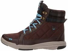 Ryka Womens AURORA Fabric Round Toe Ankle Cold Weather Boots