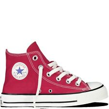 Converse CT HI Red -  Unisex Kids Canvas Trainers