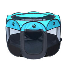 Pet Dog Exercise Kennel Cat Portable Foldable Pen Dog Kennel House Travel Tent