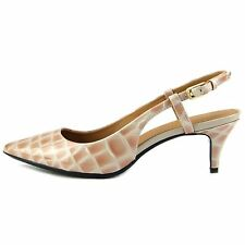 Calvin Klein Womens Patsi Pointed Toe SlingBack Classic Pumps