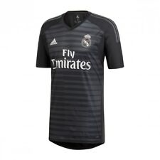 Maillot adidas Real Madrid Gardien Domicile 2018-2019 Black-Carbon