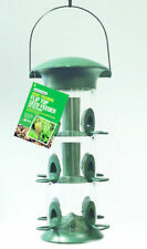 Flip Top Seed Feeder Gardman Giant Premium Easy Fill Extra Wide Feeder A01388