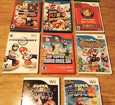 WII U & WII KIDS GAME MARIO LEGO SIMS 3 SONIC UK FAST POSTAGE PAL