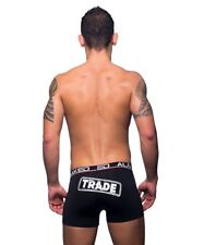 Men's ANDREW CHRISTIAN ALMOST NAKED TRADE BOXER GENUINE 90606 Underwear Size S-M
