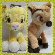 selection of large Disney soft toys