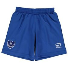 NEW Boy's FC Portsmouth POMPEY SONDICO Shorts Junior GENUINE Size -M-L-XL