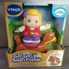 New Vtech Go! Go! Smart Friends Maddie and her Rocking Horse