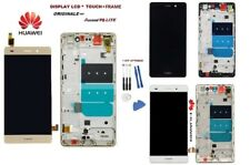 LCD HUAWEI P8 LITE ALE-L21 DISPLAY FRAME VETRO SCHERMO TOUCH SCREEN + KIT NUOVO