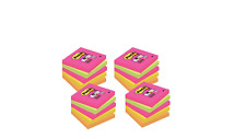 Post it Notes Super Sticky Note Pad Assorted Colors 8 Pads of 100 Sheets