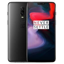ONEPLUS 6 4G Phablet INTERNAZIONALE 8G+128GB 16MP+20MP 2 REAR FOTOCAMERE