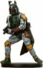 Star Wars Miniatures Bounty Hunters 19/60 Boba Fett, Bounty Hunter