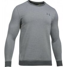 UNDER ARMOUR RIVAL FITTED EOE CREW FELPA UOMO
