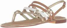 Carlos by Carlos Santana Womens Diego Open Toe Casual Slingback Sandals