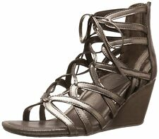 Kenneth Cole Reaction Womens Cake Pop Suede Open Toe Casual Platform Sandals