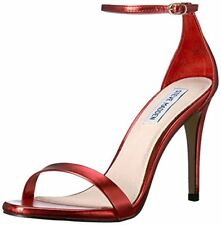 Steve Madden Womens stecy m Open Toe Casual Ankle Strap Sandals