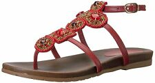 Kenneth Cole REACTION Women's Chase Me Flat Sandal