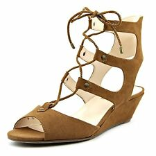 INC International Concepts Womens Mandie Fabric Open Toe Casual Strappy Sandals