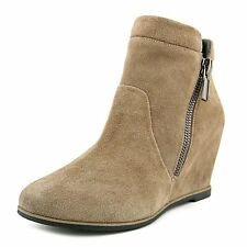 Kenneth Cole Womens Vivian Closed Toe Ankle Fashion Boots