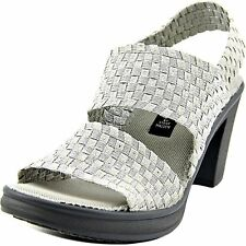STEVEN by Steve Madden Womens Eathan Open Toe Casual Strappy Sandals