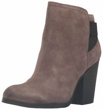 Kenneth Cole Reaction Womens Might Make It Leather Round Toe Ankle Fashion Bo...