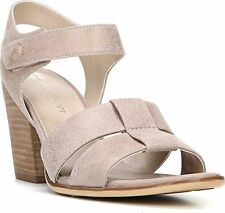 Naturalizer Womens Yolanda Leather Open Toe Casual Ankle Strap Sandals