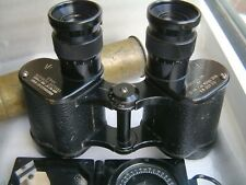 Military  1943 wartime Taylor Hobson binocular with Reticle .Cosmetically superb