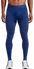 Nike Pro Combat Hyper Recovery Compression Tights Royal Blue RRP $ 140