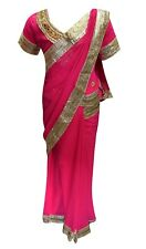 Indian Girls ready made Lehenga Saree Bollywood theme party KIDS Costume 1214