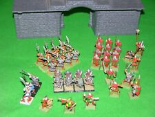 WHFB, BRETONNIAN ARMY, MEN AT ARMS PAINTED MULTI-LISTING
