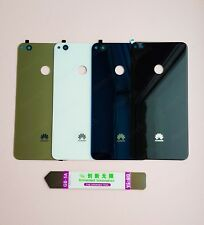 New Huawei Ascend P8 Lite 2017 Rear Glass Back Battery Cover With Adhesive