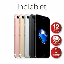 Apple iPhone 7 - 32GB/128GB/256GB - All Colours - UNLOCKED