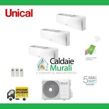 AIRE ACONDICIONADO UNICAL TRIAL AIR CRISTAL 10000+10000+13000 CON CMX3 21HE