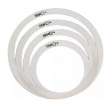 Remo O-Rings - Drum Kit Muffle Ring / Tone Control Sets - Selection of Size Sets