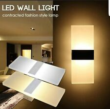 3w/6w Led Wall Lamp AC85-265 Decorative Living Room, Bedroom Corridor wall light