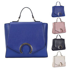 Womens Fianna PU Leather Large Tote Crossbody Shoulder Bag Hobo Shopper Handbag