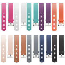 FOR Fitbit CHARGE 2 Silicone Replacement Rubber Bands Strap Wristband Bracelet