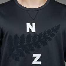 Adidas UNISEX New Zealand All Blacks Rugby College Crew Neck Sweater 2017