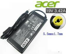 Genuine Original Acer Aspire Laptop AC Adapter Power Supply Charger Cord Cable