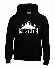 Fortnite Hoodie Hoody Gaming Xbox PS4 PC Gamers Funny top Kids Inspired Gift