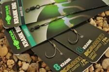 Korda Ready Tied Rigs FROM ONLY £2.10 POST FREE