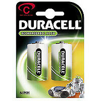 Duracell 75052458 Nickel Metal Hydride 2200mAh 1.2V rechargeable battery - 75052
