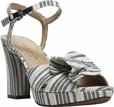 Naturalizer Womens Adelle Leather Open Toe Casual Ankle Strap Sandals