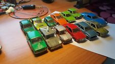 Lotto Mercury Hot Wheels Mebetoys Polistil Politoys - No Box - da ripristinare.