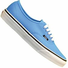 VANS  BASKET  AUTHENTIC OFF THE WALL  MALIBU BLUE/ BLACK NEUF GRADE A