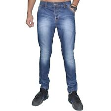 FADNOBLE  JEAN  HOMME  FD 2021  SLIM FIT  BLEU STONE PATINE NEUF GRADE A