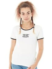 T-Shirt Donna Volcom Dont Even Trip Bianco
